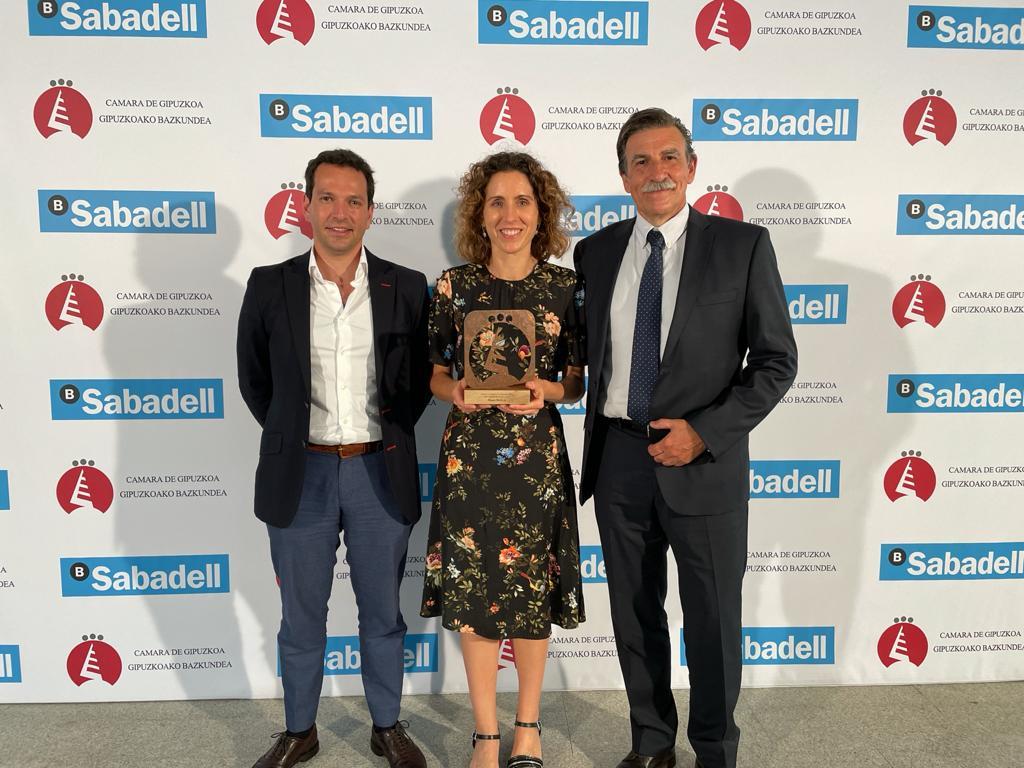 Bexen medical recibe el Premio a la Empresa de Gipuzkoa 2021